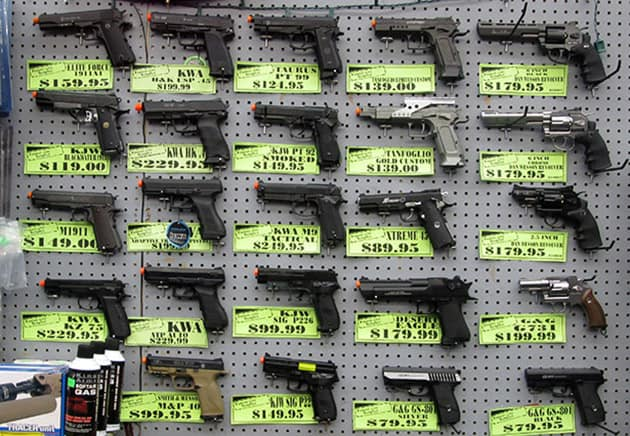 Types of Airsoft Pistols | Canadian Airsoft BB Gun Articles