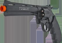 Colt 6-Inch Python Airsoft Revolver