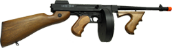 Airsoft Tommy Guns