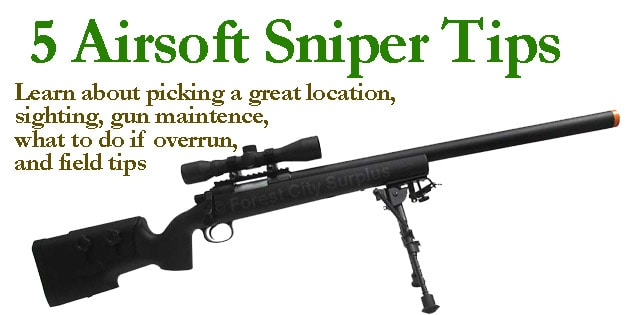 what is it like to be a sniper