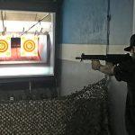 Laser Range Shooting Targets